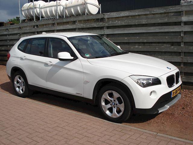 BMW X1 SDrive18i Executive Leer, Navigatie
