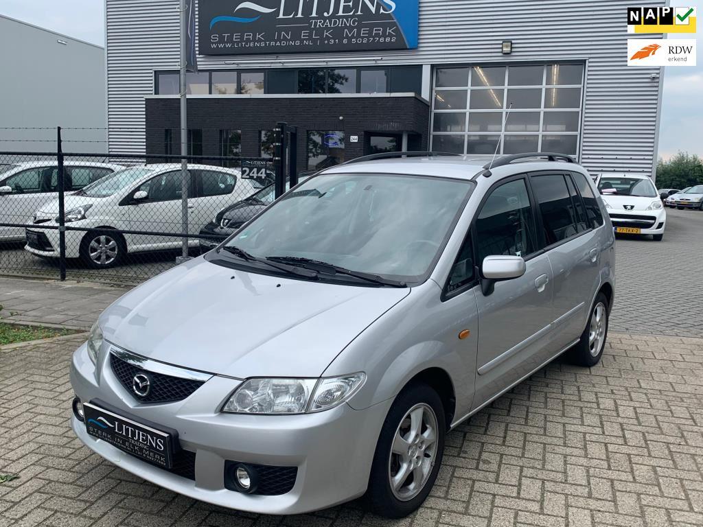 Mazda Premacy occasion - Litjens Trading