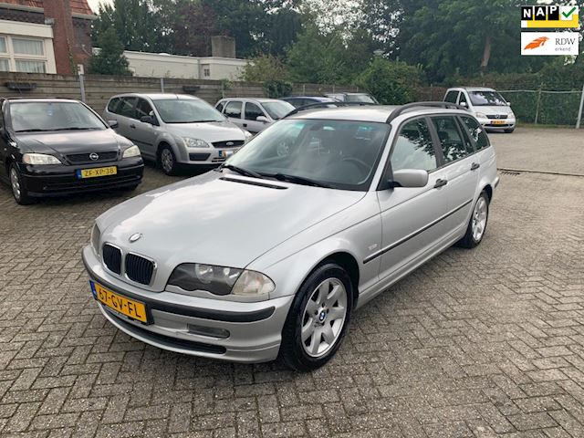 BMW 3-serie Touring occasion - Autobedrijf Leudal