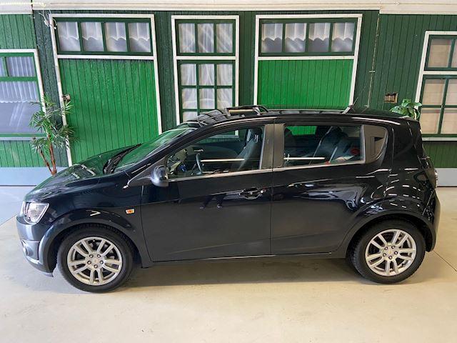 Chevrolet Aveo 1.6 Automaat / schuifdak / Dealer onderhouden
