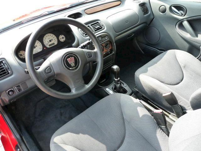 Rover 25 1.6 Classic CVT