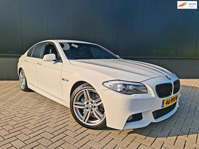 BMW 5-serie 535i High Executive M-Pakket Leder Lane Hud ORG NL