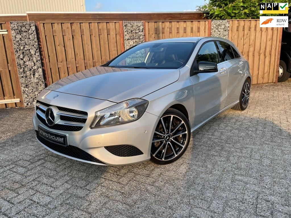 Mercedes-Benz A-klasse occasion - Schamp Exclusief