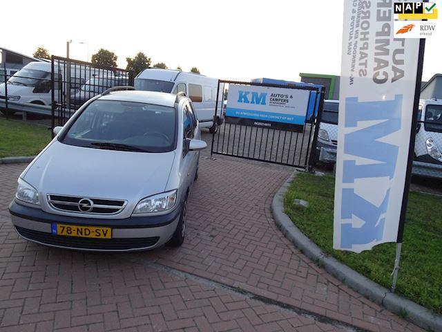 Opel Zafira 1.6-16V Comfort inruil koopje