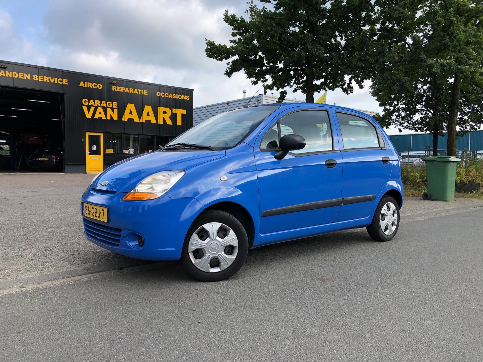 Chevrolet Matiz occasion - Garage van Aart