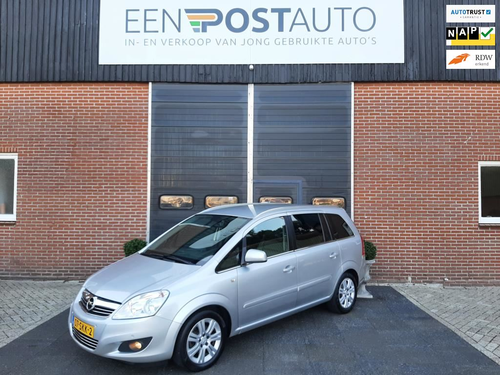 Opel Zafira occasion - Een Post Auto