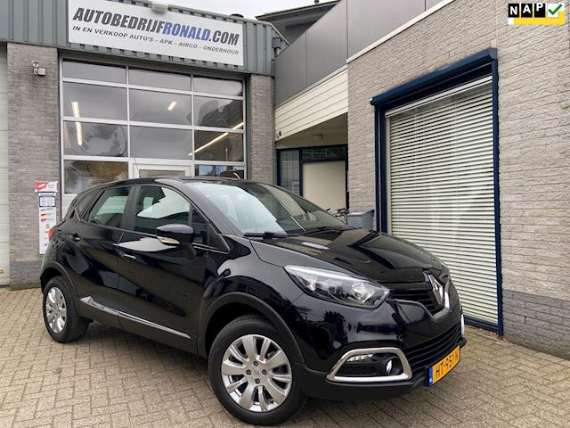 Renault Captur 0.9 TCe Expression NL.Auto/R-Link Navigatie/1Ste Eigenaar/Airco/Cruise/Lmv/Parkeersensoren