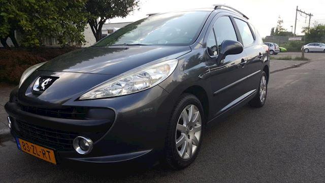 Peugeot 207 SW 1.6 VTi XS..loopt af en toe onregelmatig.. bellen ..