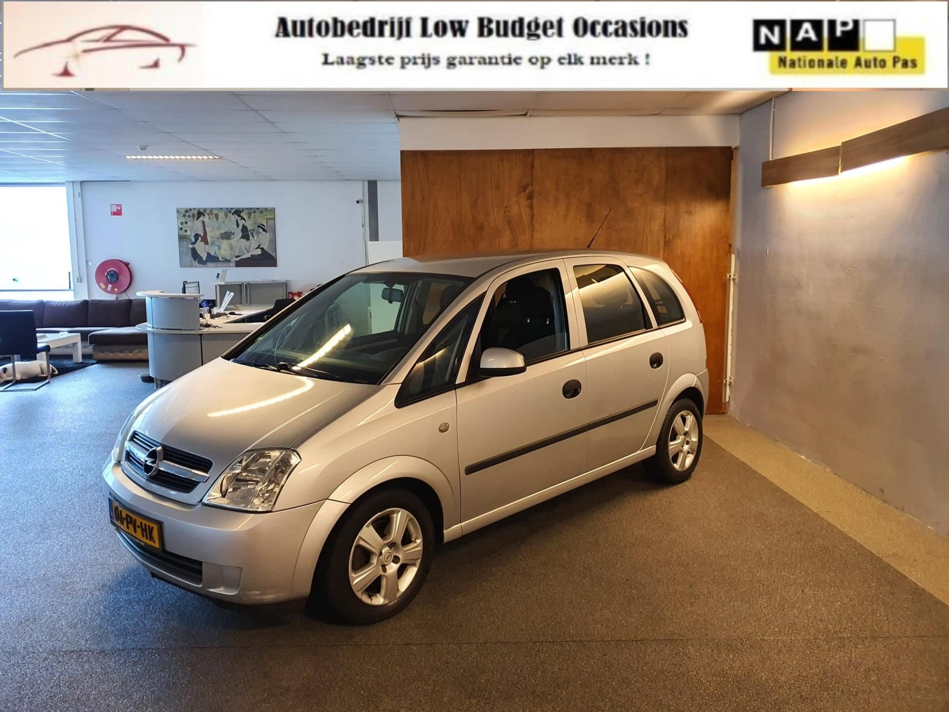 Opel Meriva occasion - Low Budget Occasions