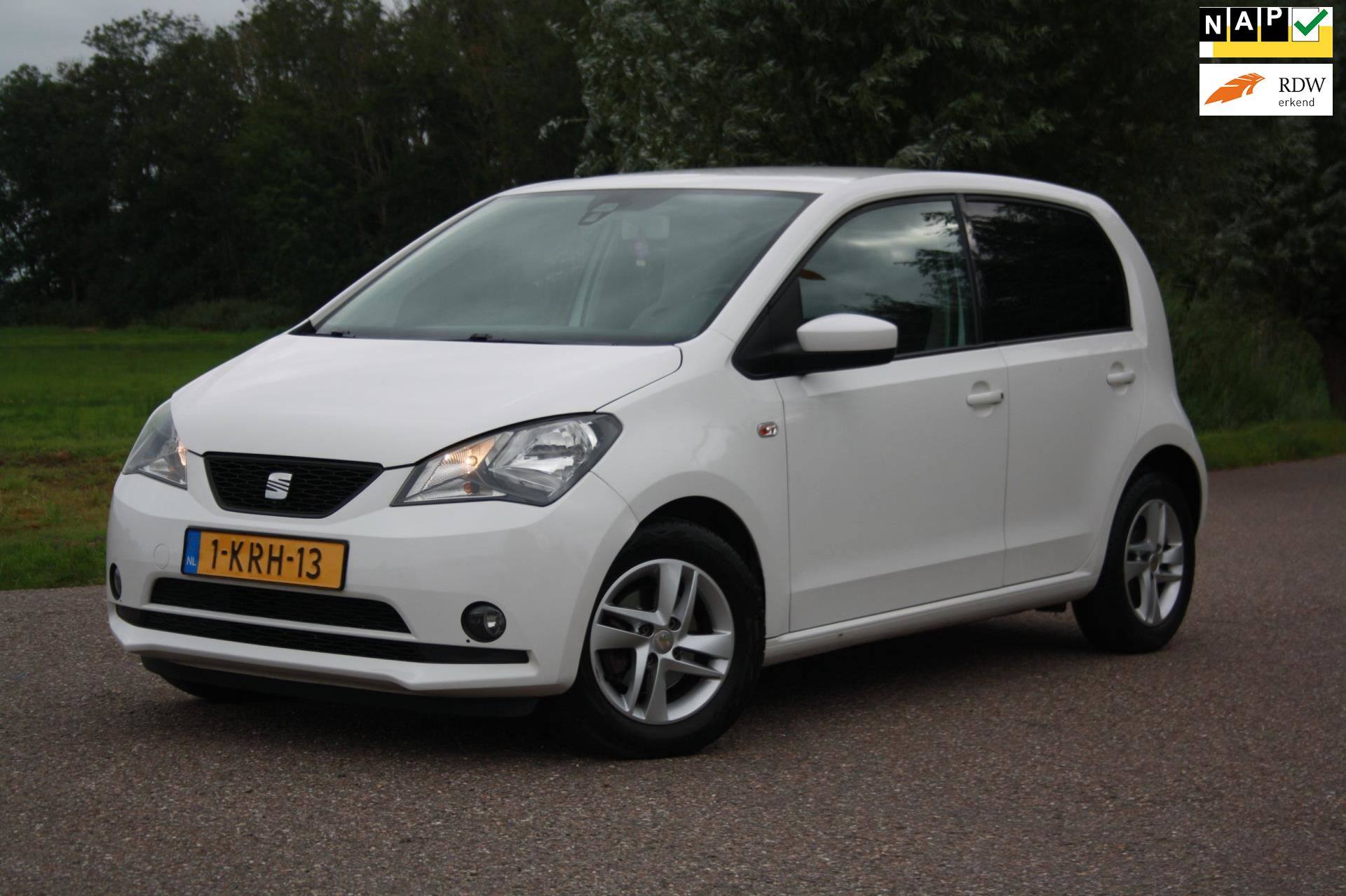 Seat Mii occasion - Favoriet Occasions