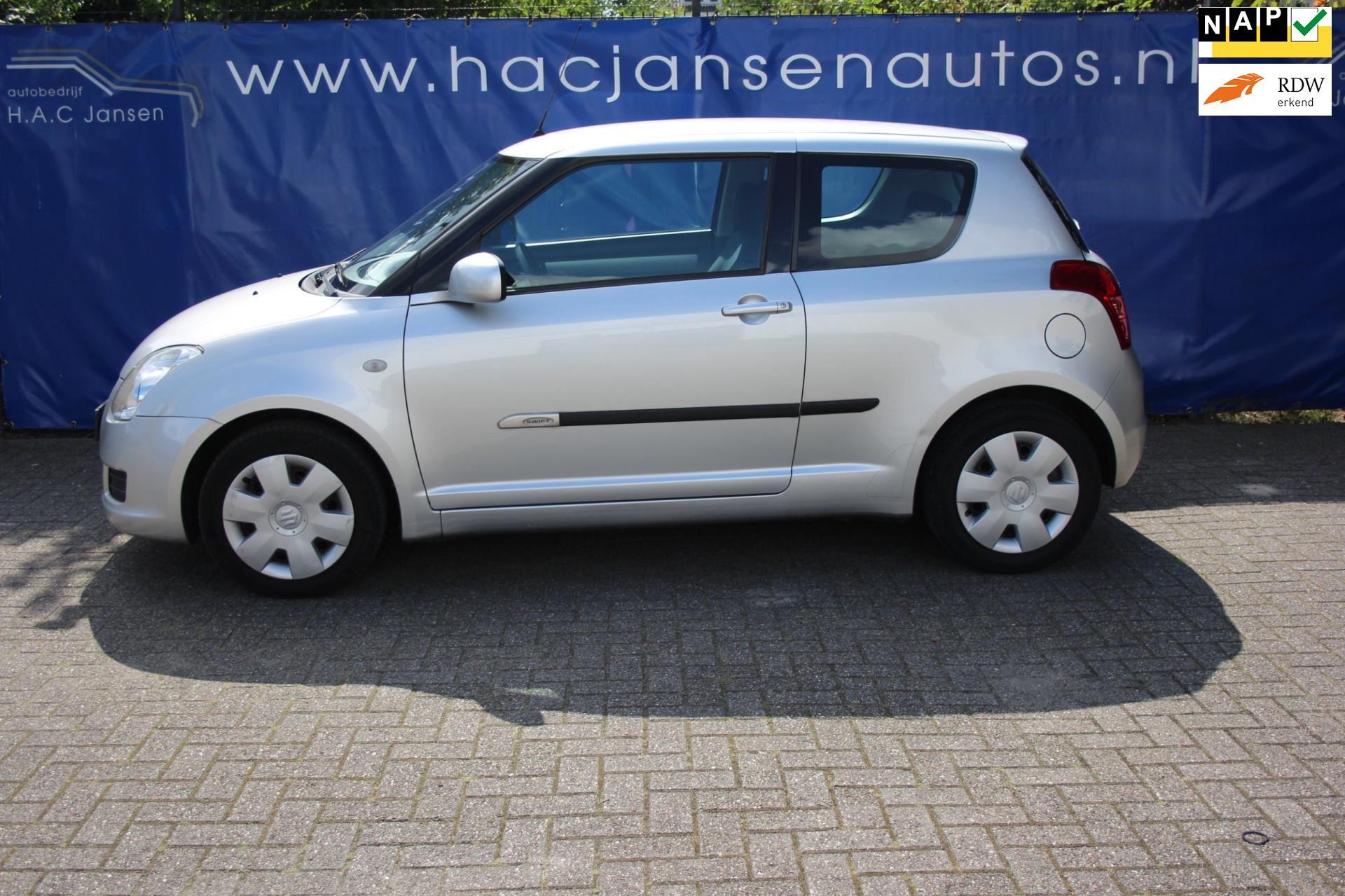 Suzuki Swift occasion - Autobedr. VOF HAC Jansen