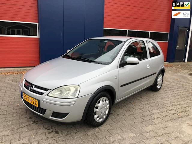 Opel Corsa 1.2-16V Enjoy  110.000km  Automaat!!!
