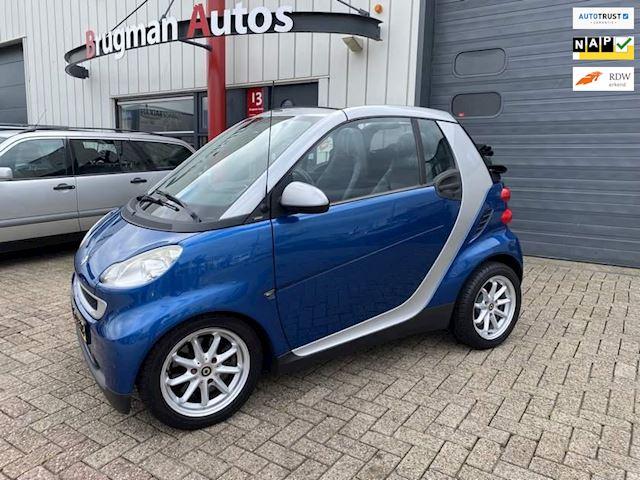 Smart Fortwo cabrio 1.0 Passion