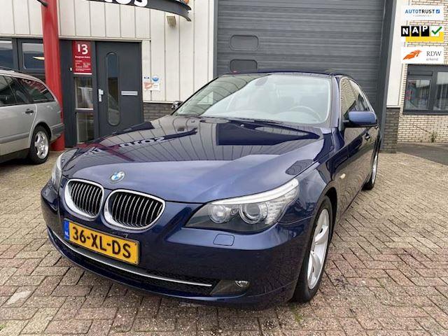 BMW 5-serie occasion - Brugman Auto's