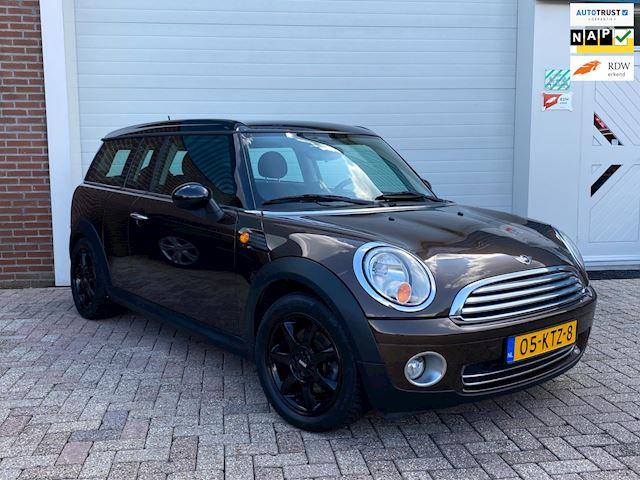 Mini Mini Clubman 1.6 Cooper Business/Navi/1Eigenaar/DealerO