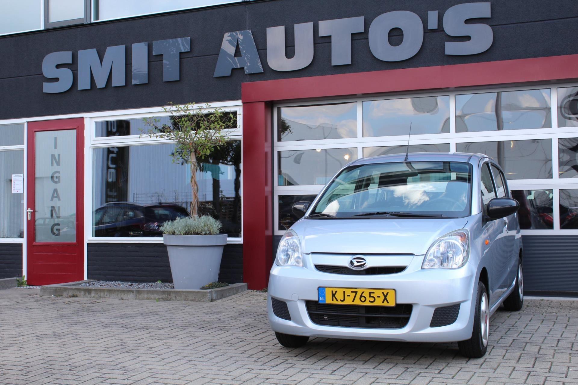 Daihatsu Cuore occasion - Smit Auto's