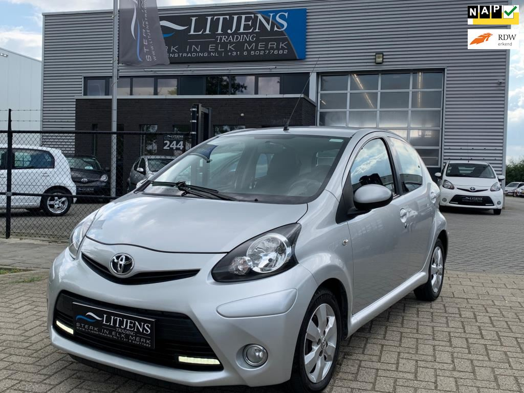 Toyota Aygo occasion - Litjens Trading