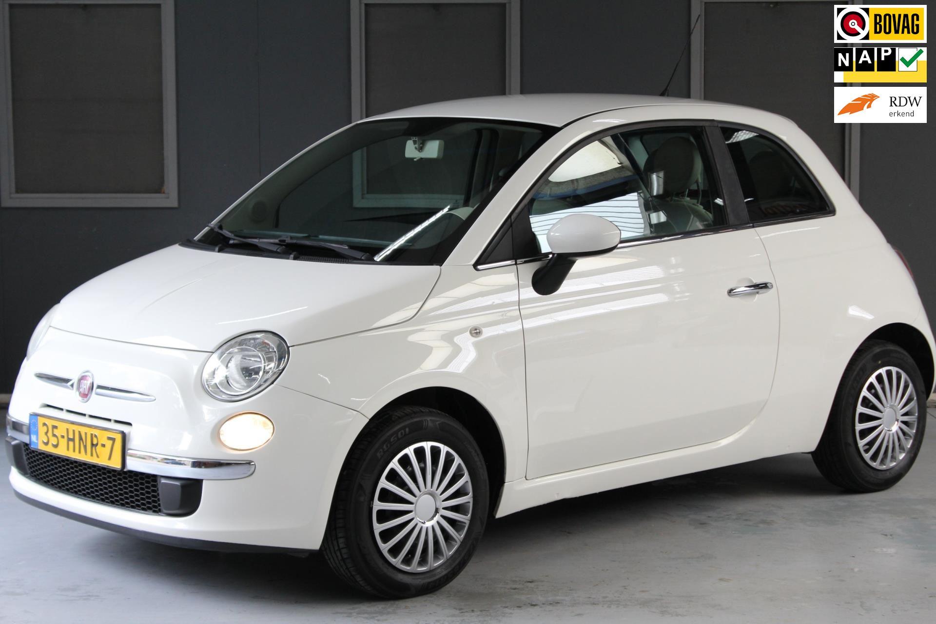 Fiat 500 occasion - Aalten Auto's