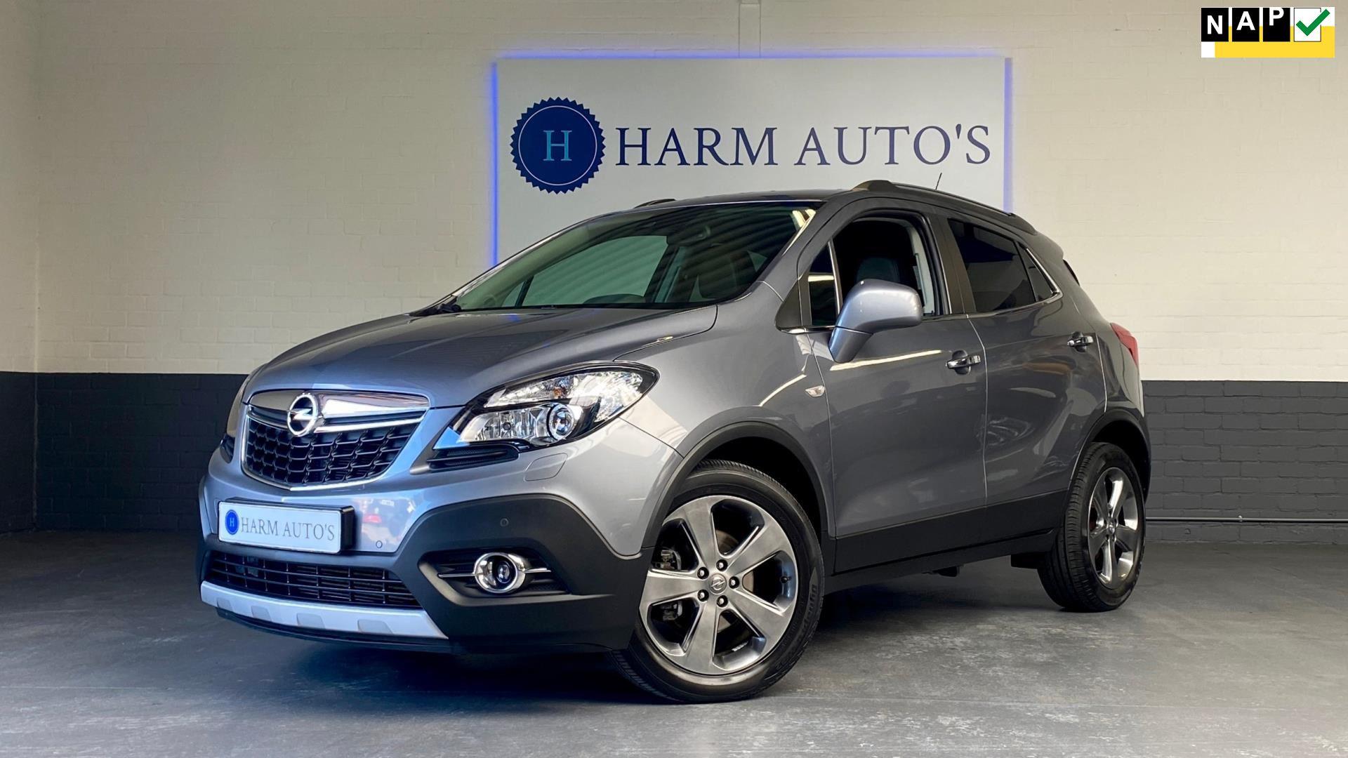 Opel Mokka occasion - Harm Auto's