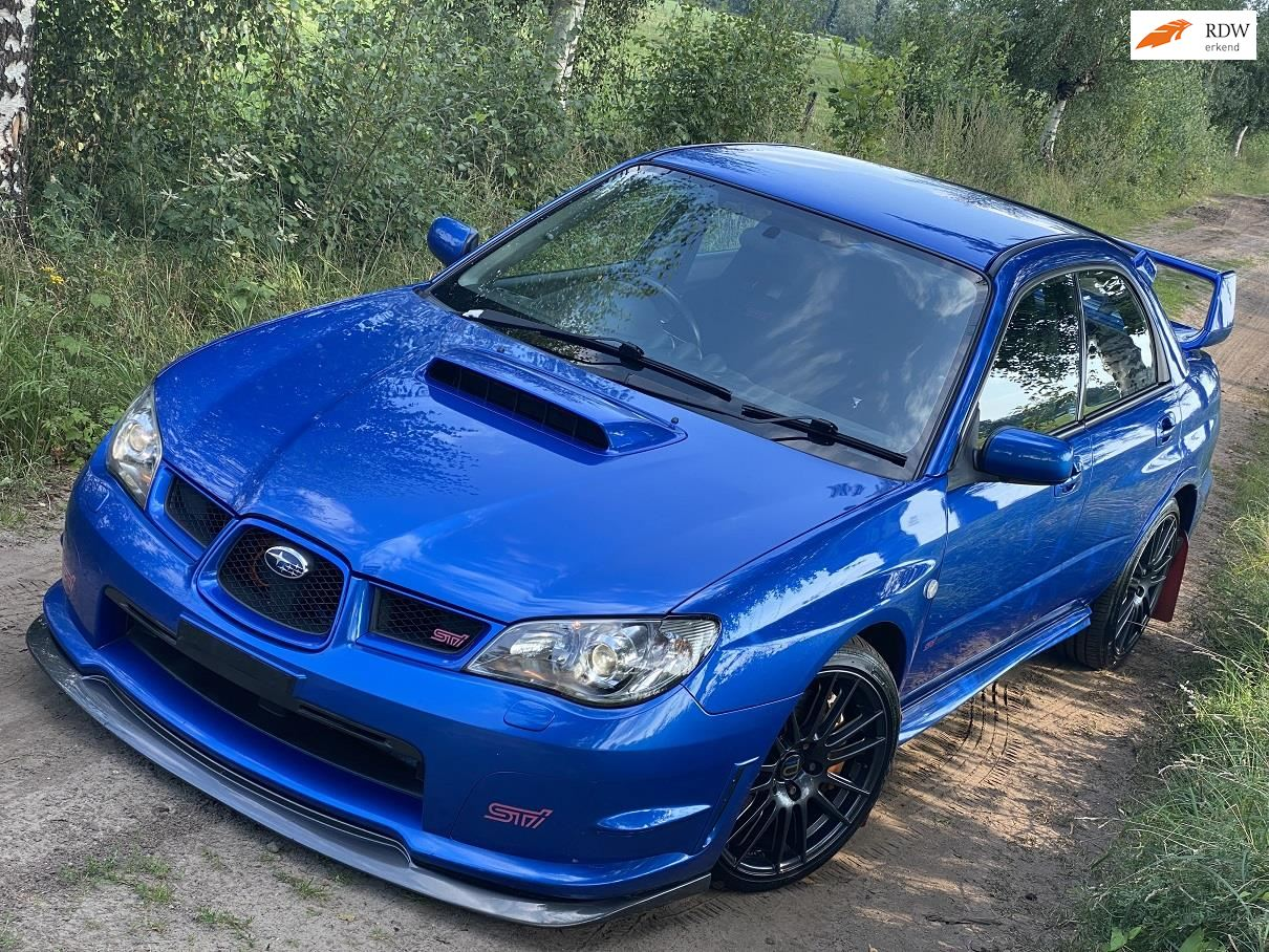 Subaru Impreza occasion - BPO Automotive