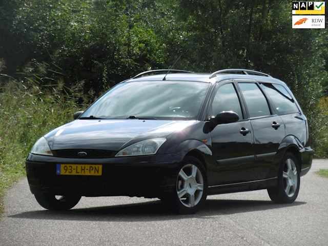Ford Focus Wagon occasion - Dunant Cars