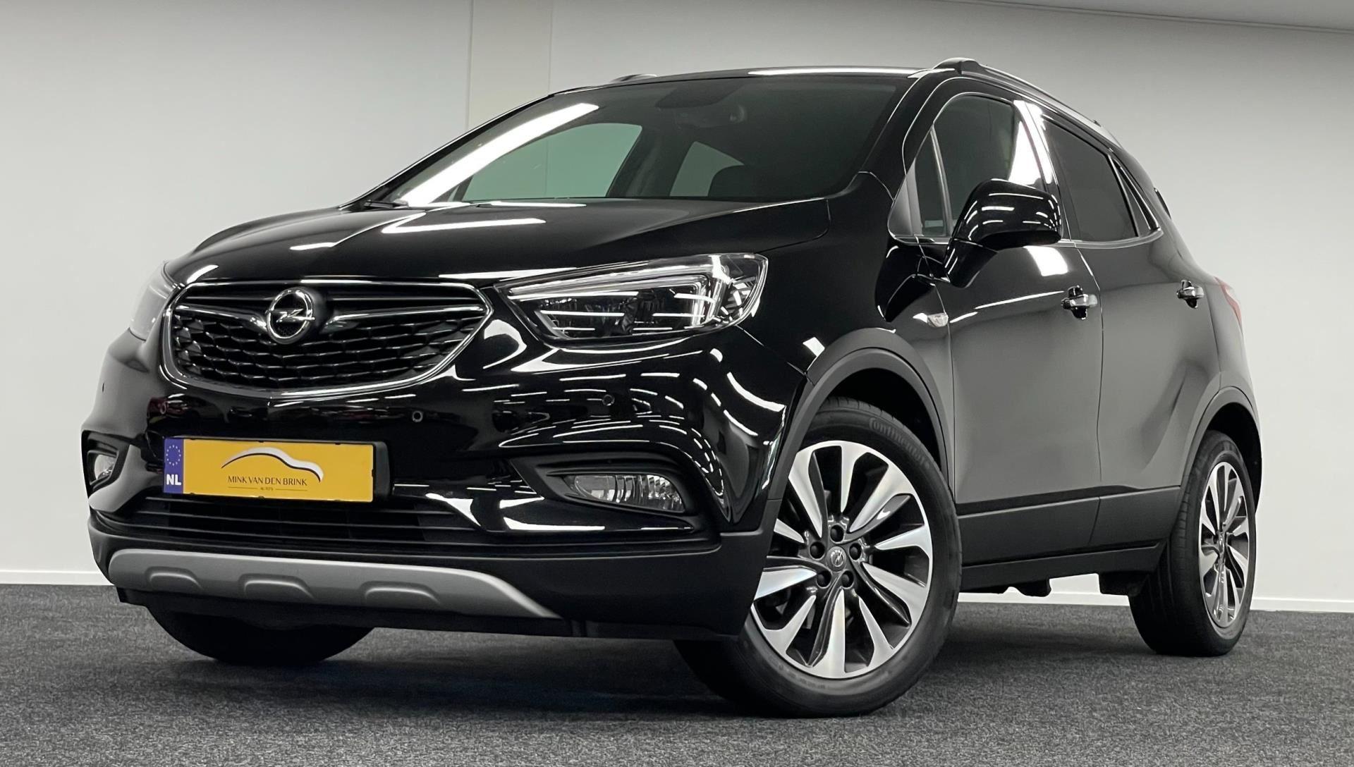 Opel Mokka X occasion - Mink van den Brink Auto's