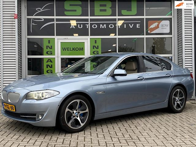 BMW 5-serie 535i ActiveHybrid High |NAVI|CRUISE|AUTOMAAT|