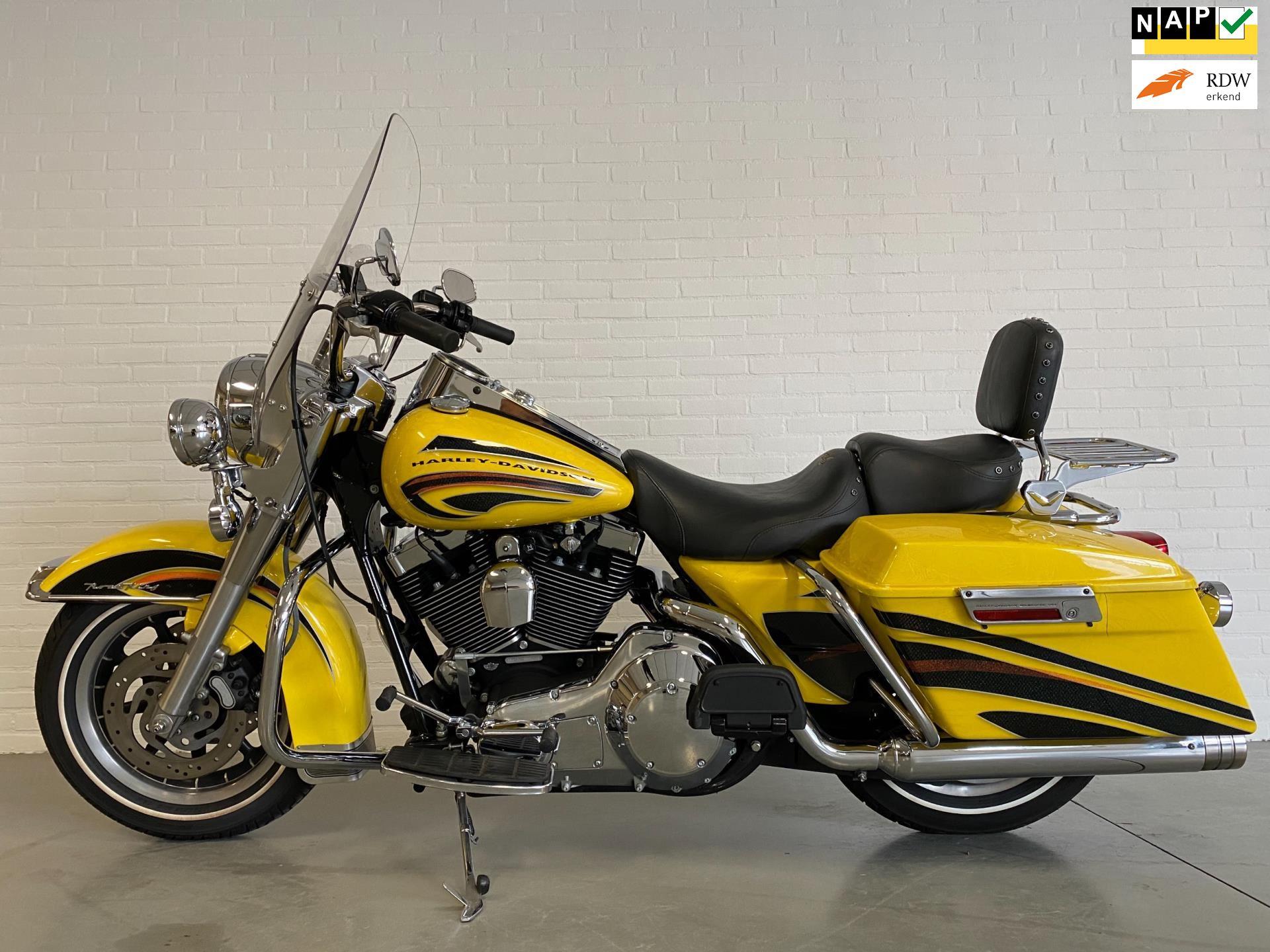 Harley Davidson Tour occasion - HJM Mulder Auto's