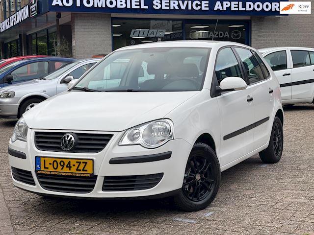 Volkswagen Polo 1.2 Easyline*5DRS*AIRCO*STUURBEKR.*LM.VELGEN*APK*ELLEK.PAKKET*O.BOEKEJS