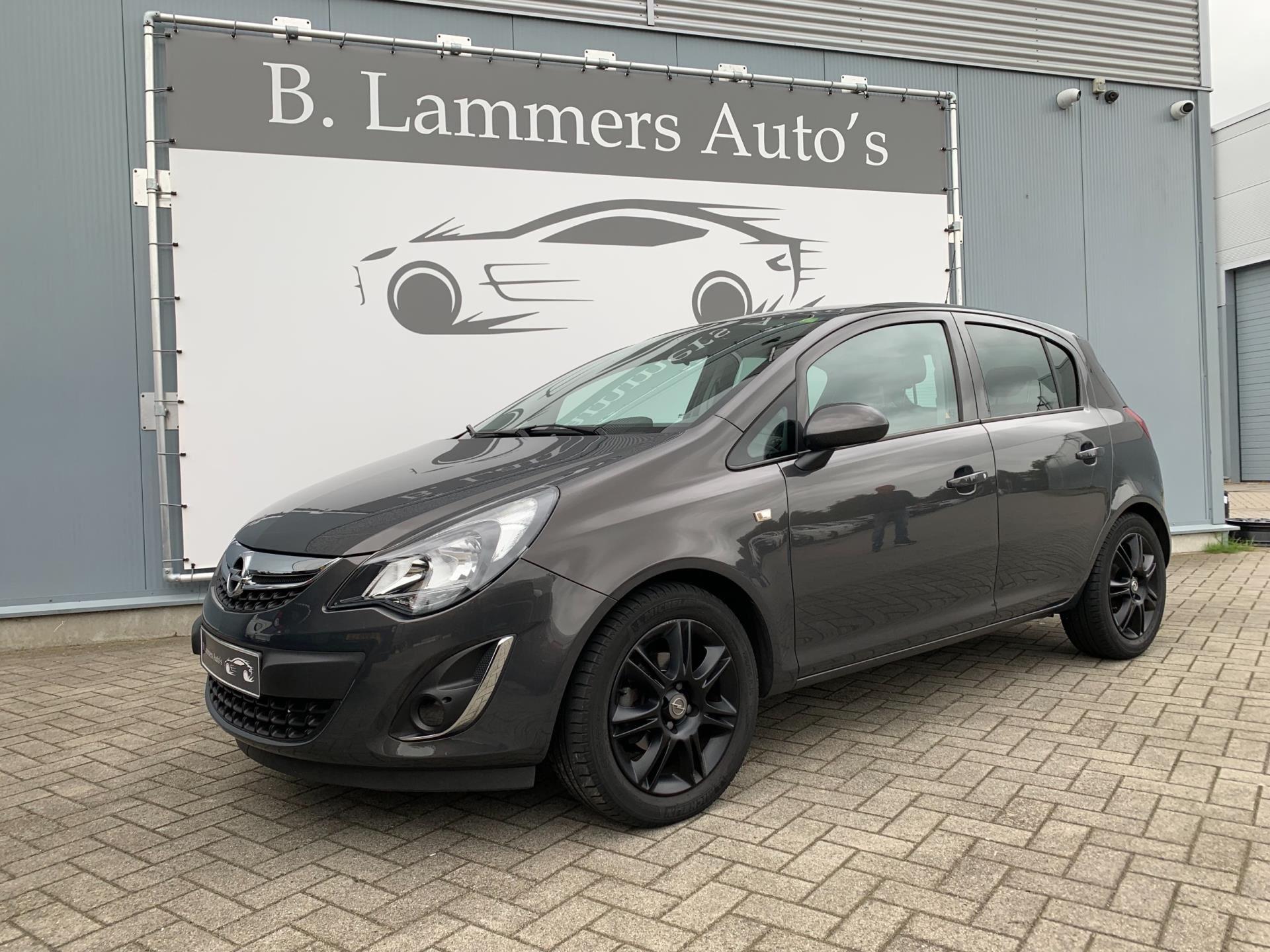 Opel Corsa occasion - B. Lammers Auto's