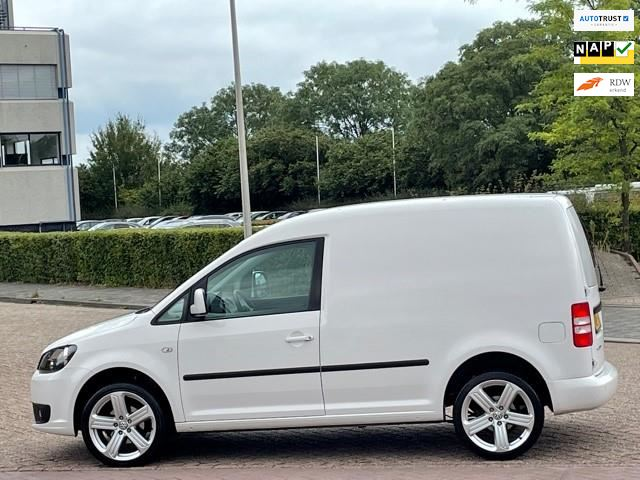Volkswagen Caddy occasion - Jesse de Koning Auto`s