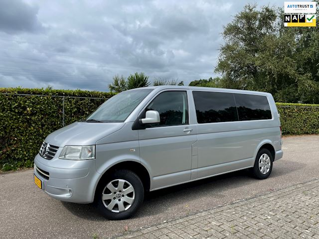 Volkswagen Transporter 2.5 TDI 340 Aut / Dubbel cabine / Airco / Cruis control