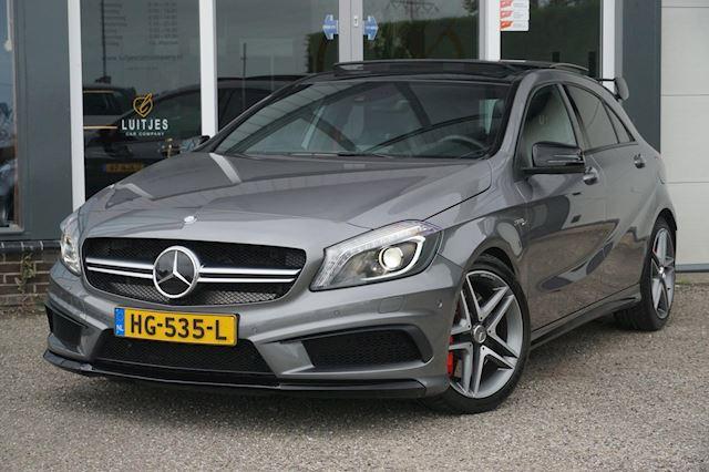 Mercedes-Benz A-klasse occasion - Luitjes Car Company