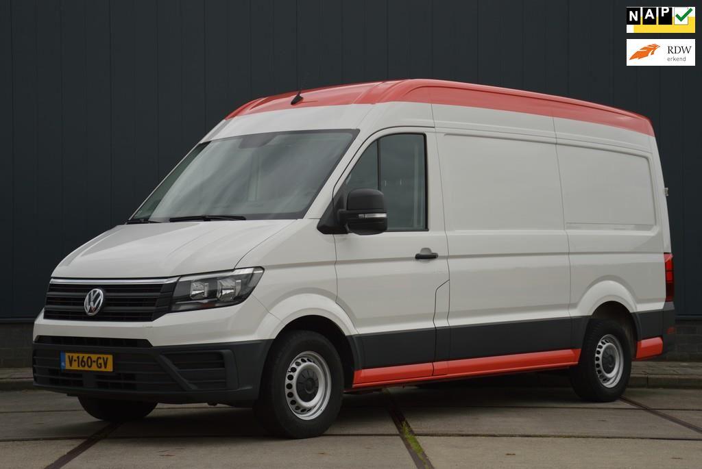 Volkswagen Crafter occasion - van Est Trading