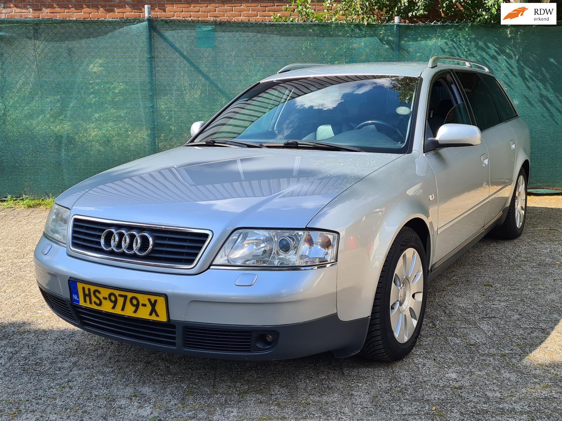 Audi A6 Avant occasion - Van Krieken Auto's