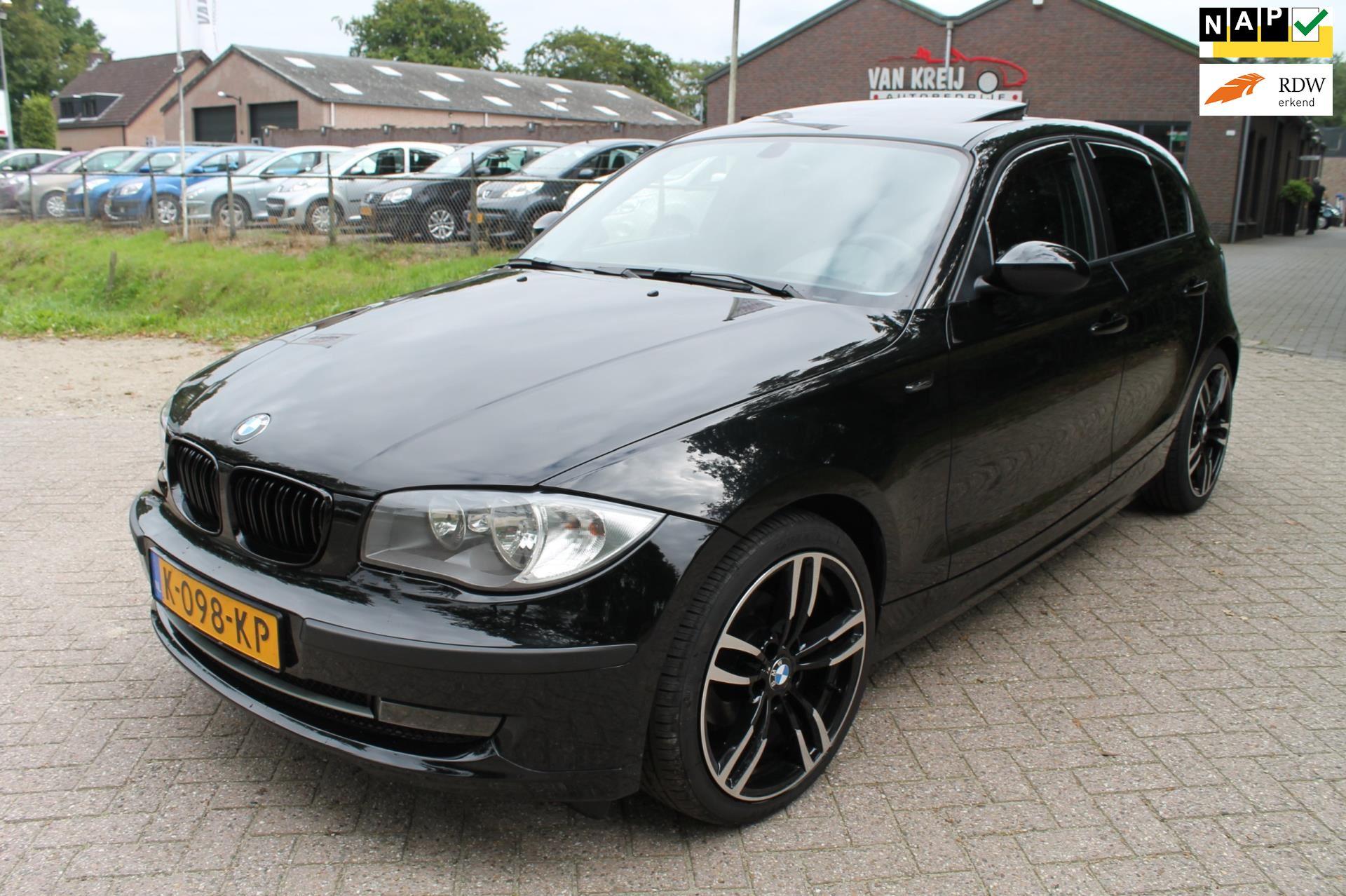 BMW 1-serie occasion - Van Kreij Autobedrijf