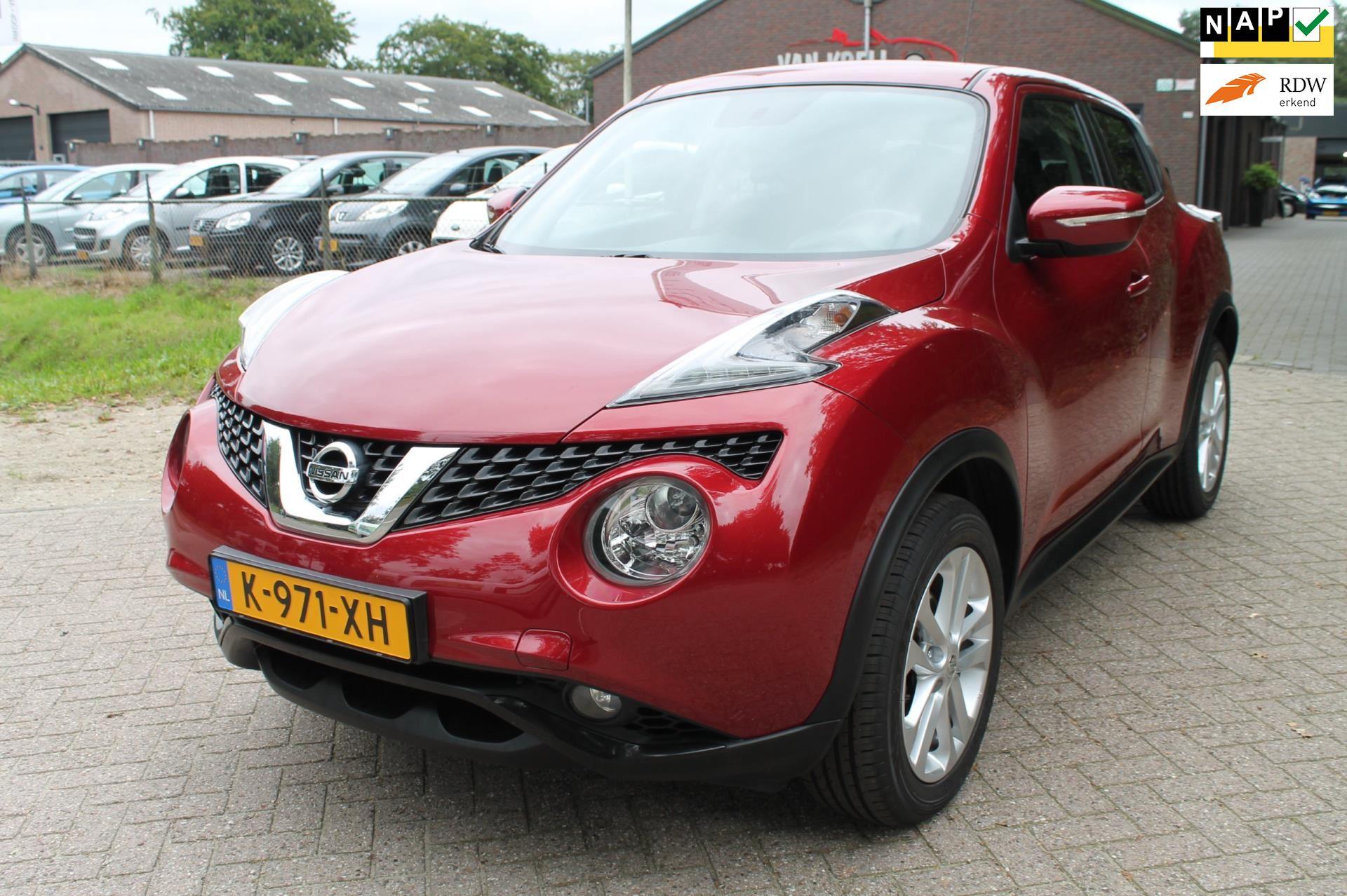 Nissan Juke occasion - Van Kreij Autobedrijf