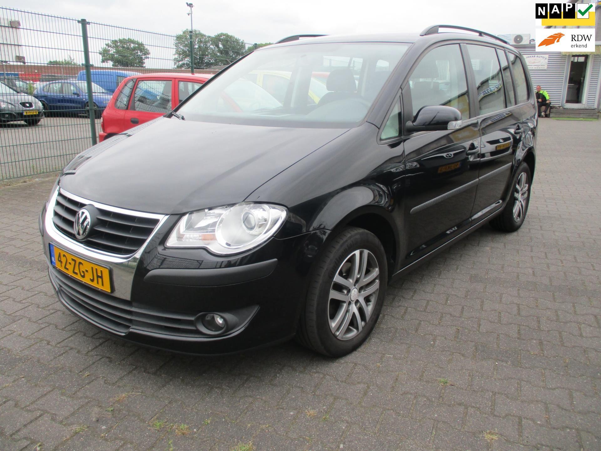 Volkswagen Touran occasion - Harry Jakab Auto's