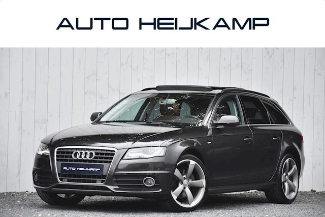 Audi A4 Avant occasion - Auto Heijkamp
