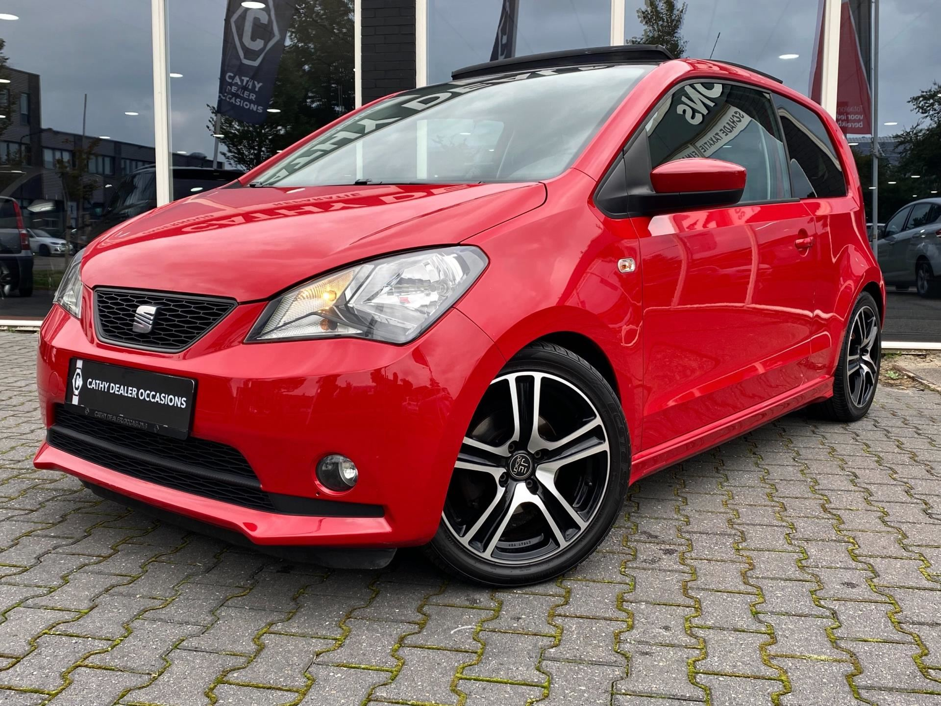 Seat Mii occasion - Cathy Dealer Occasions