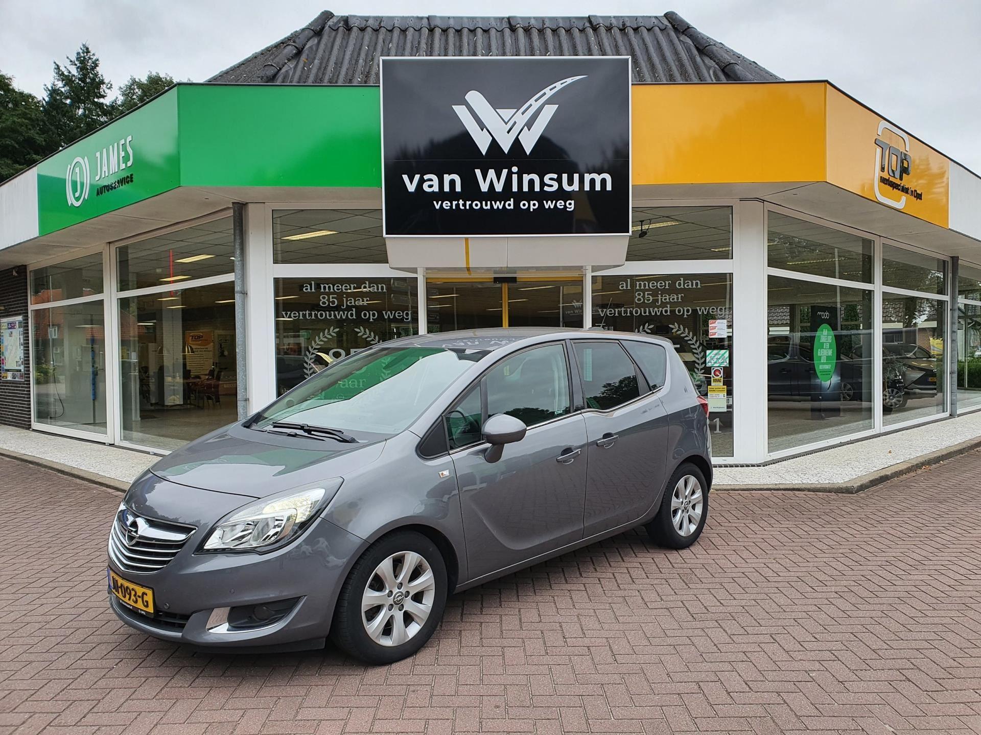Opel Meriva occasion - Autobedrijf G. Van Winsum B.V.