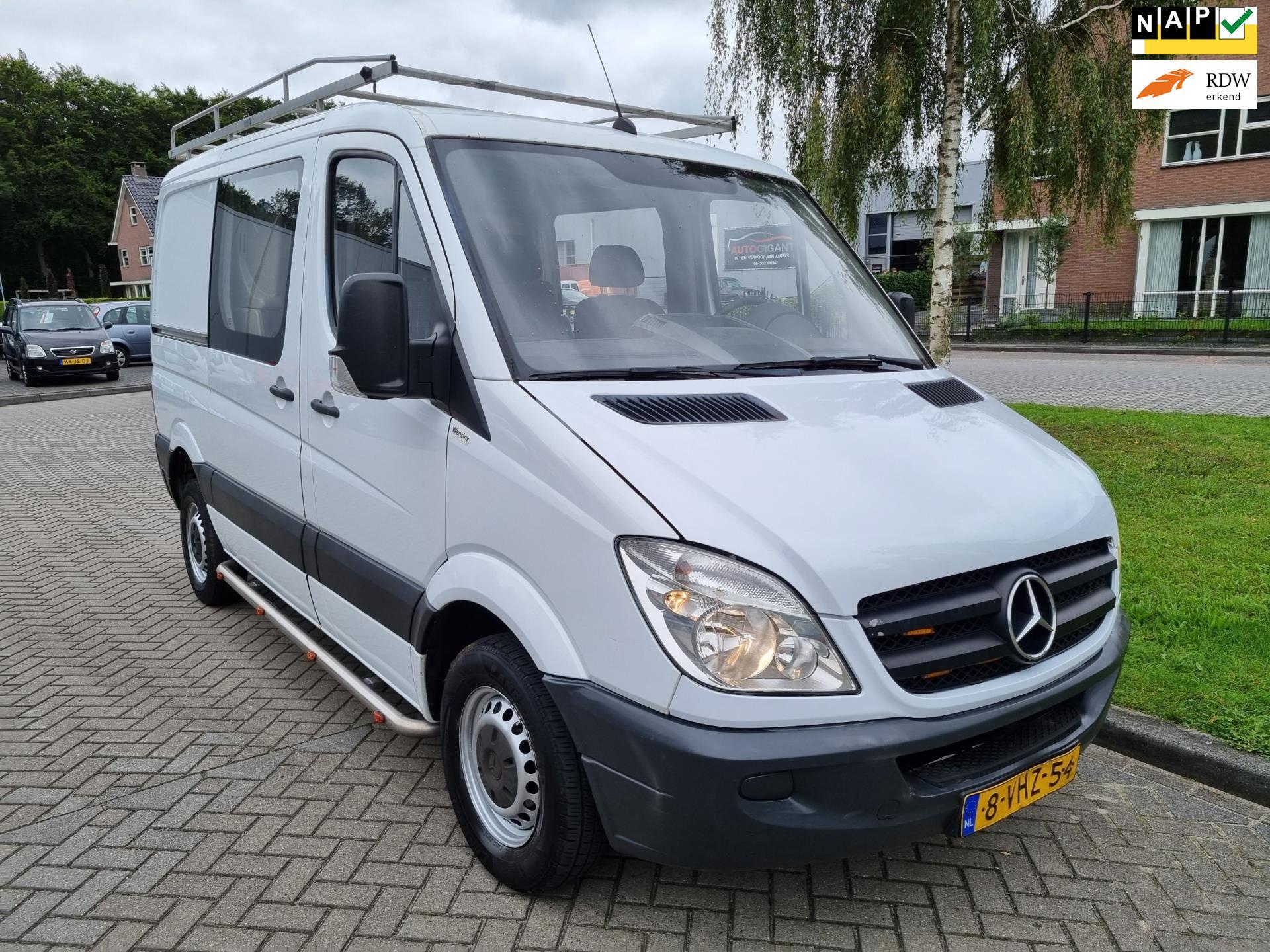 Mercedes-Benz Sprinter occasion - v.d. Weg Auto's