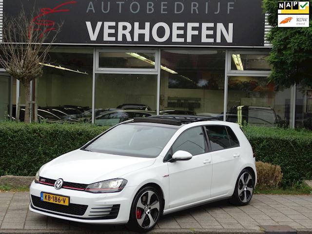Volkswagen Golf 2.0 TSI GTI Performance - PANORAMA DAK - XENON - DSG - CRUISE/C;IMATE CONTR !