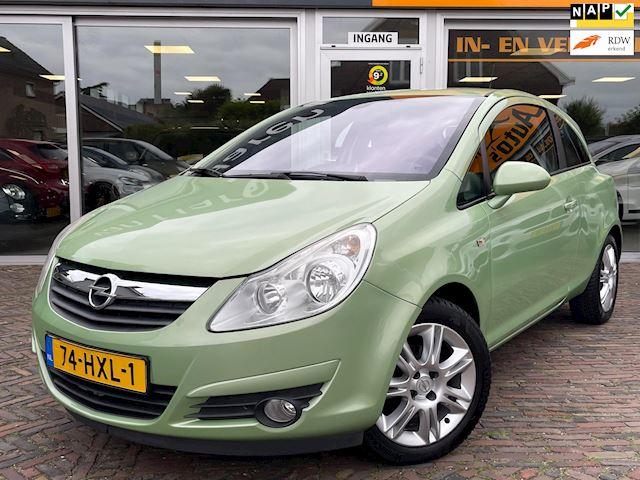 Opel Corsa 1.2-16V Cosmo|Nederlandse auto|Lm velgen 16''|Airco|Top staat