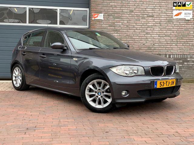 BMW 1-serie occasion - Ness Auto's