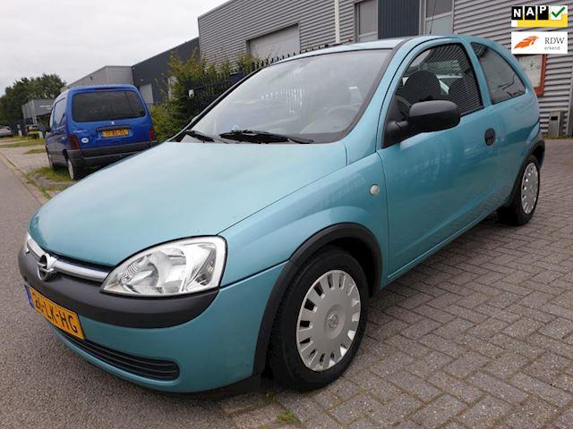 Opel Corsa 1.0-12V 3 deurs