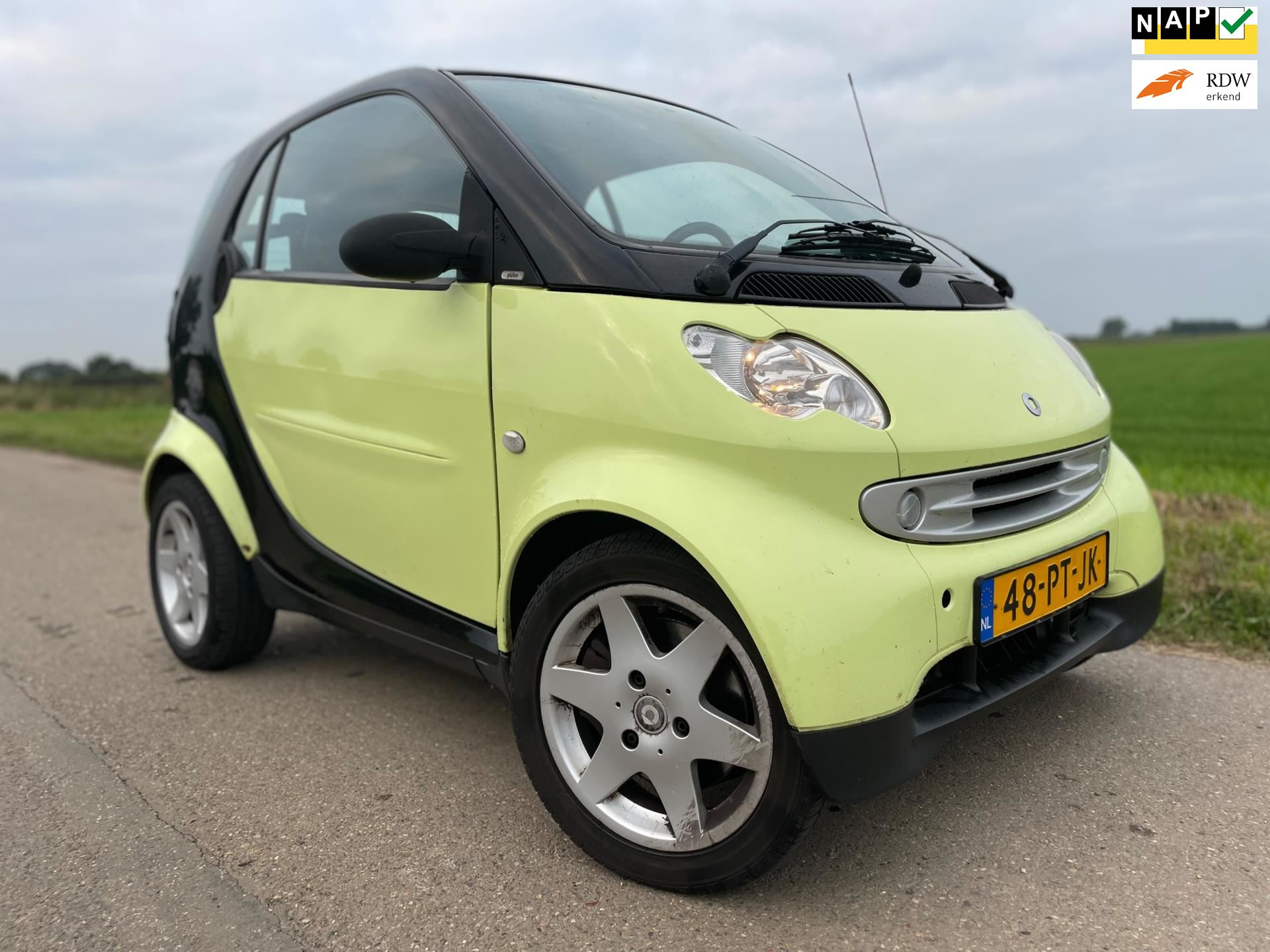 Smart Fortwo occasion - Van der Made Auto's