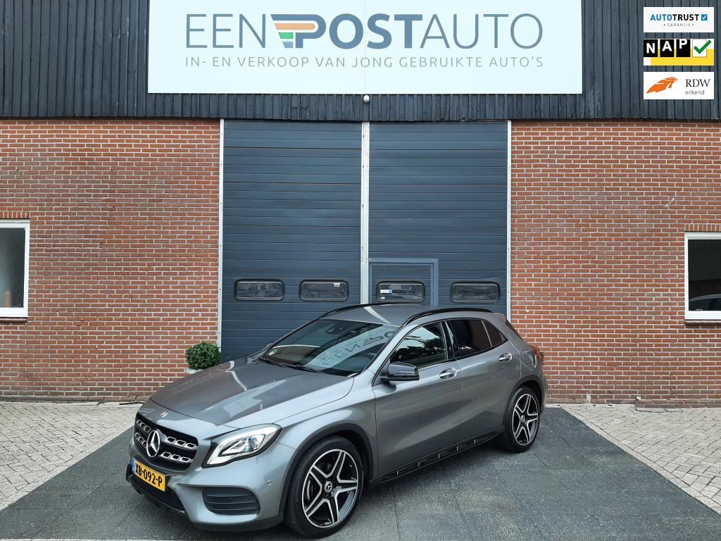 Mercedes-Benz GLA-klasse occasion - Een Post Auto