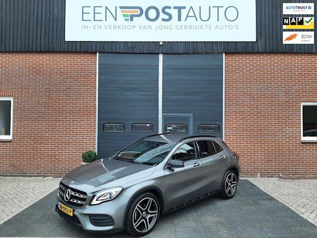 Mercedes-Benz GLA-klasse 180 AMG Business Solution, Night-Pakket, 19