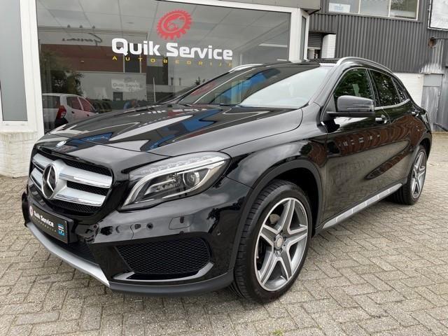 Mercedes-Benz GLA-klasse occasion - Bosch Car Service Nuenen